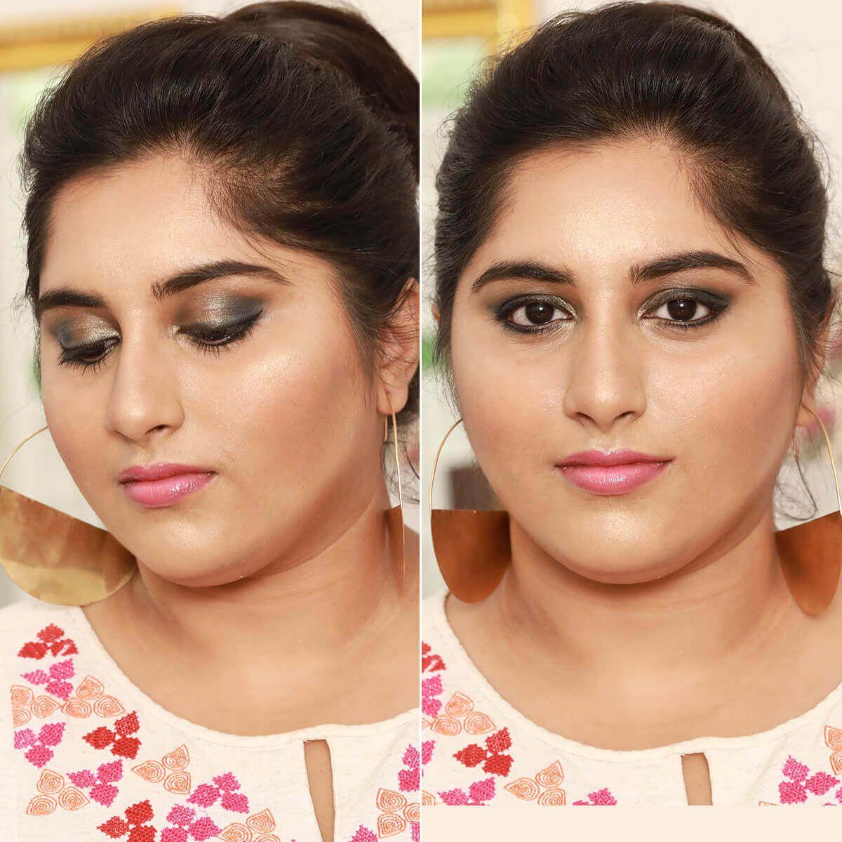Day Wedding Makeup Look