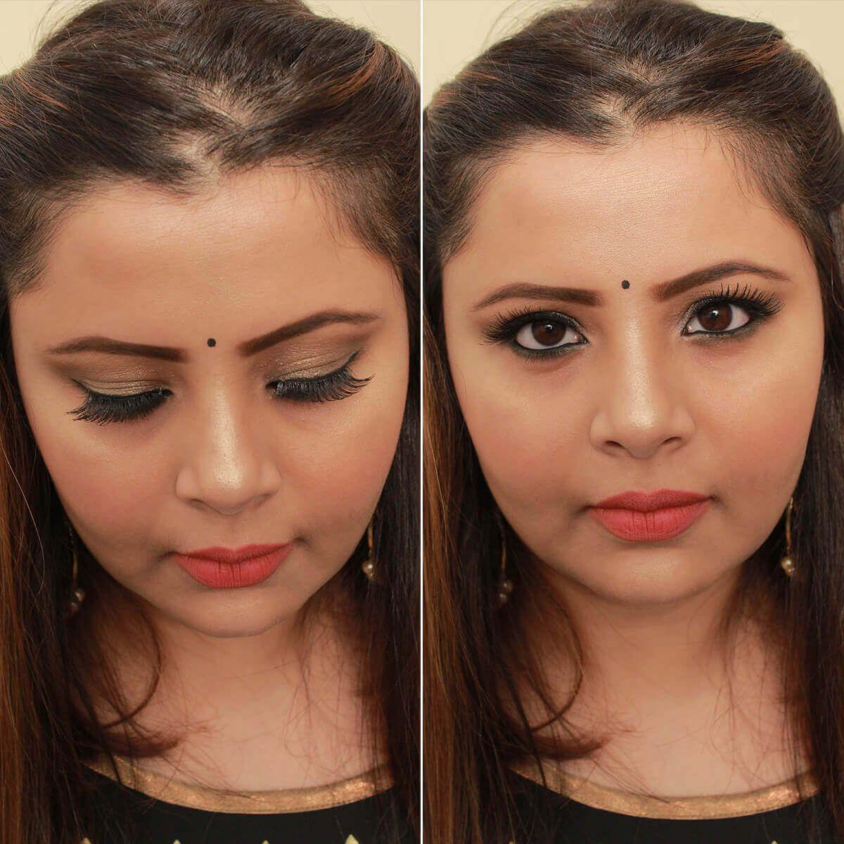 Doe Eyed Diva - Wedding Makeup Look