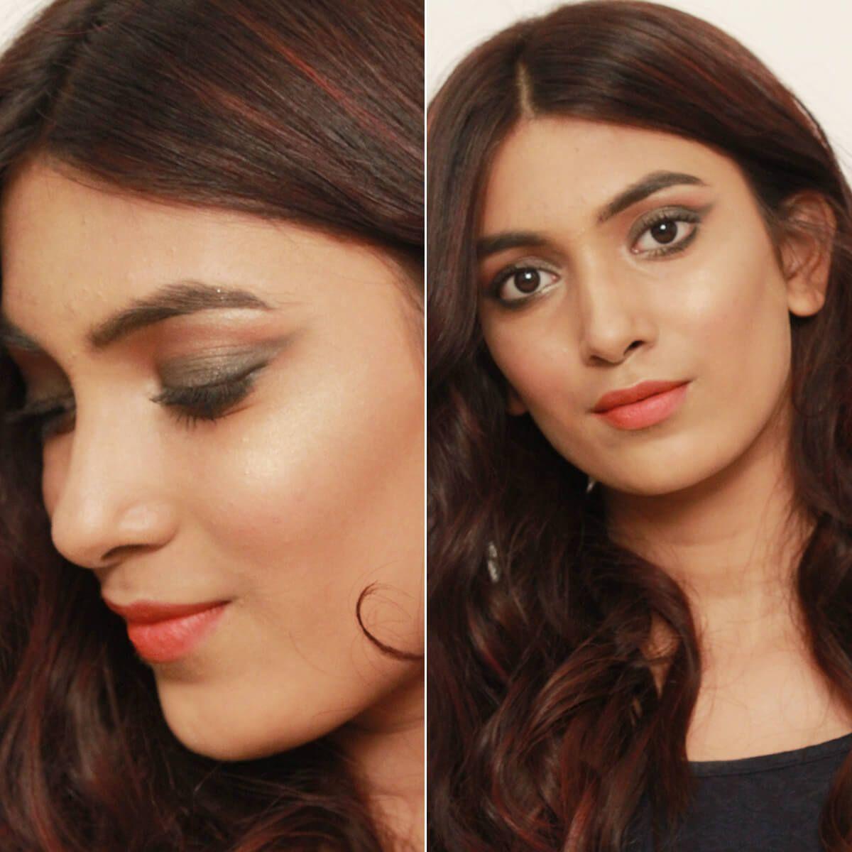 Gorgeous Glow Makeup Look