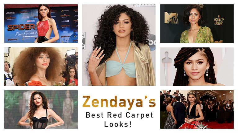 Zendaya's Best Red Carpet Looks!