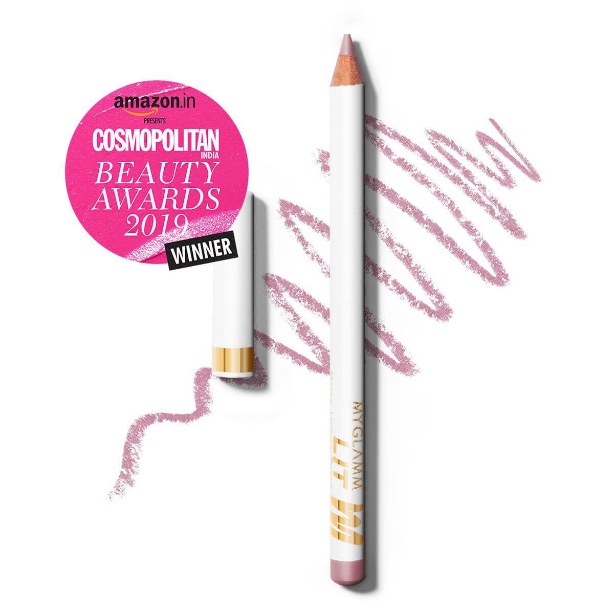 LIT Matte Lipliner Pencil - Pretty Mess