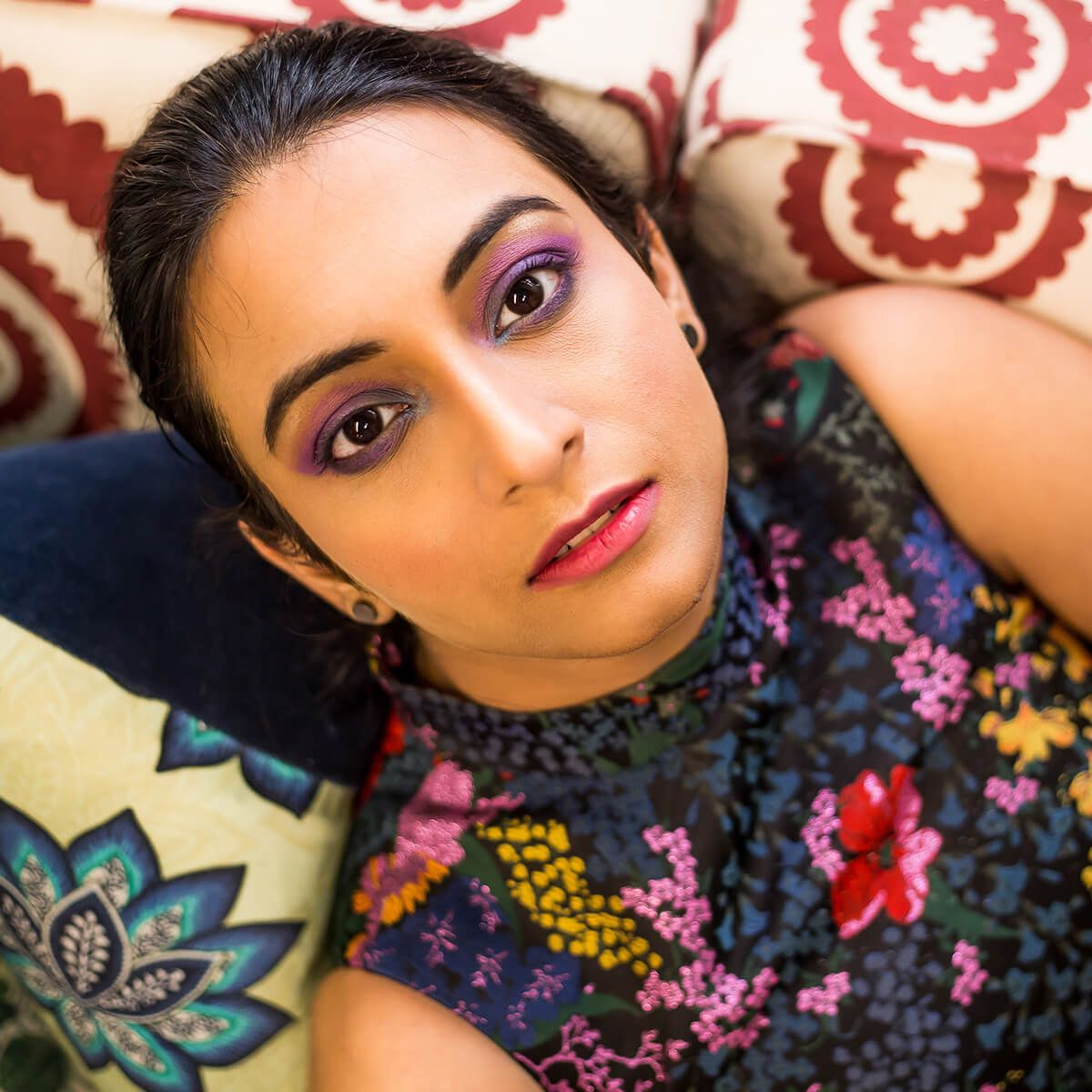 Spring Makeup Look By Rasna Bhasin