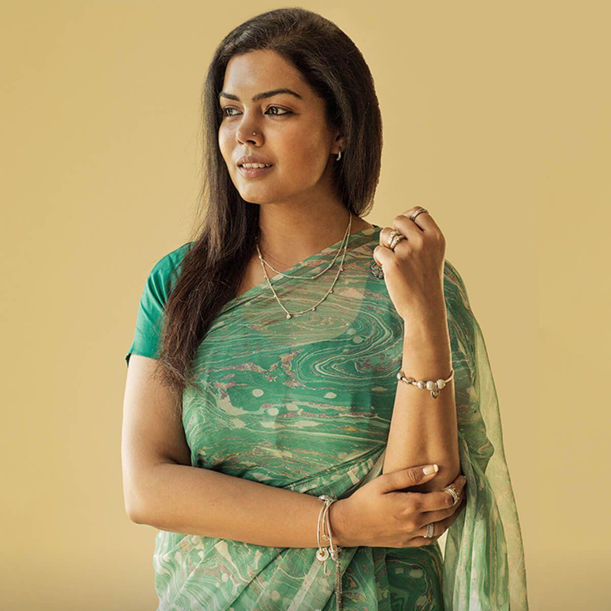 Shreya Soni's Makeup Look