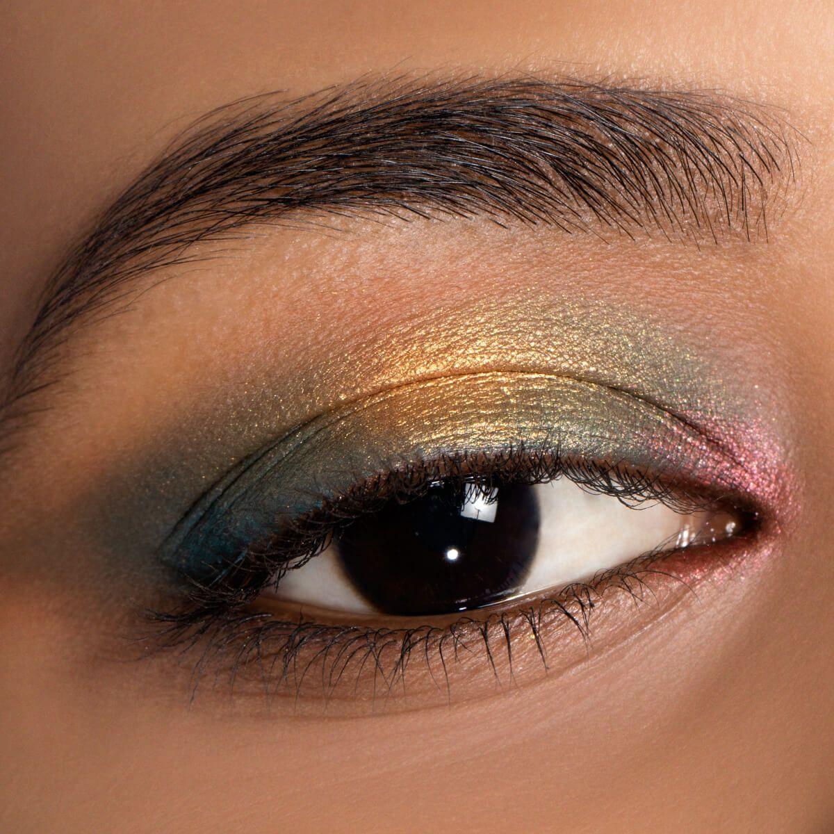 WORLD CUP CRAZE: SRI LANKA Eye Makeup