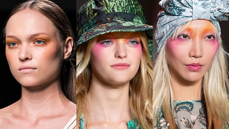 BLUSH A LITTLE BOLDER WITH THIS GLOWING SS19 TREND