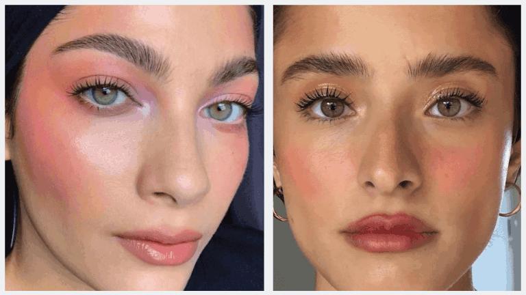 4 Not-So-Basic Ways To Apply Blush